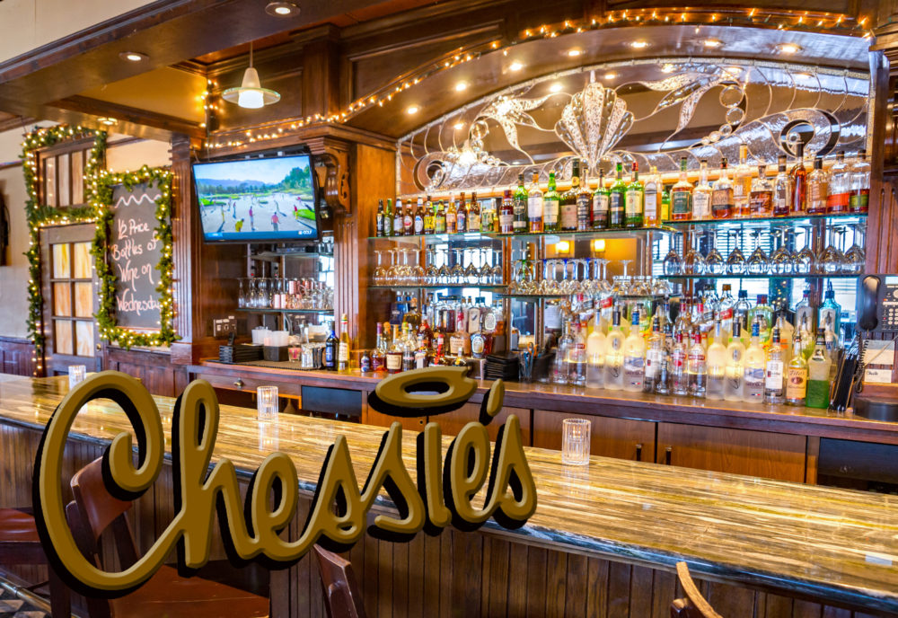 Chessie's Pub Room