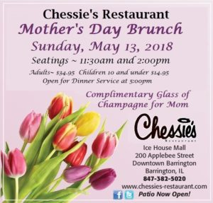 Chessies Mothers Day 2018
