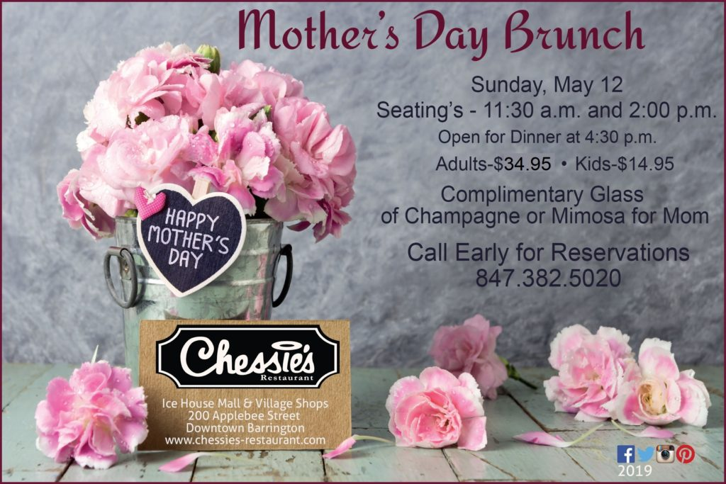 Chessie's Mother's Day 2019